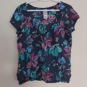 Garage floral shirt